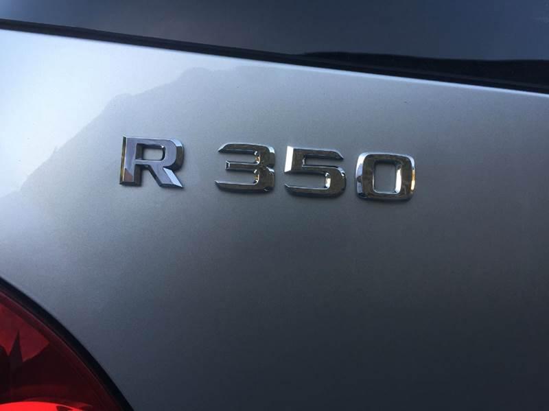2007 Mercedes-Benz R-Class AWD R 350 4MATIC 4dr Wagon - Hayward CA