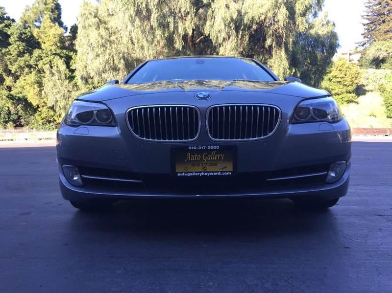 2011 BMW 5 Series 535i 4dr Sedan - Hayward CA