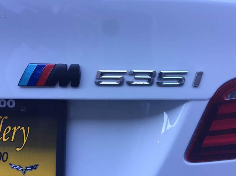 2013 BMW 5 Series 535i 4dr Sedan - Hayward CA