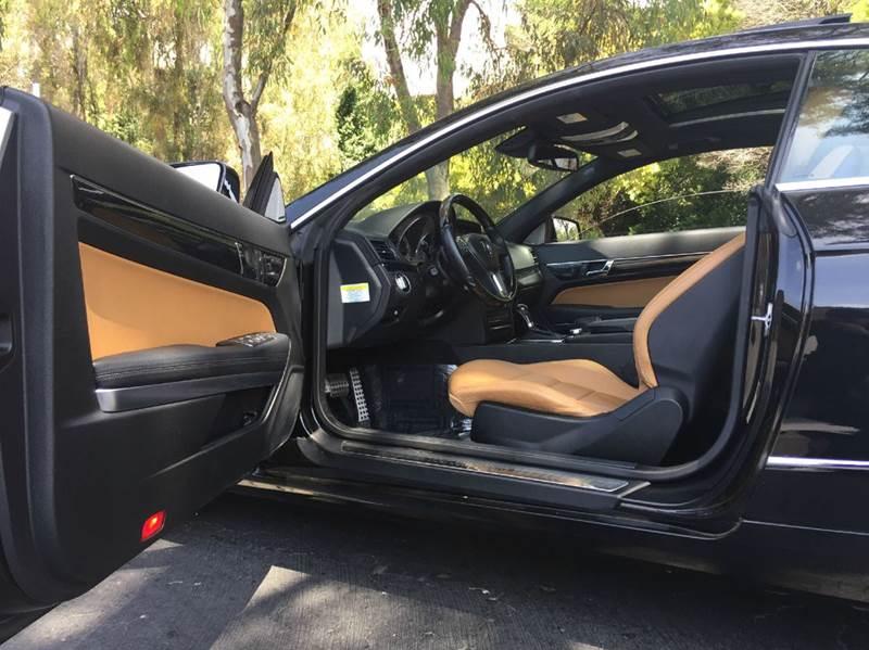 2013 Mercedes-Benz E-Class E 350 2dr Coupe - Hayward CA