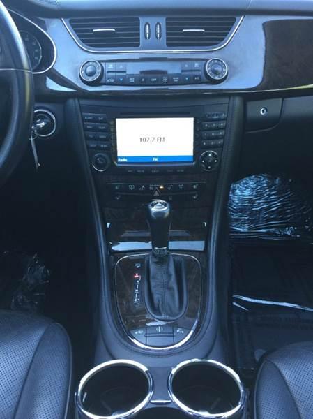 2007 Mercedes-Benz CLS CLS550 4dr Sedan - Hayward CA