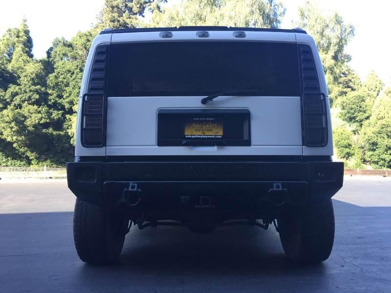 2003 HUMMER H2 Adventure Series 4dr 4WD SUV - Hayward CA
