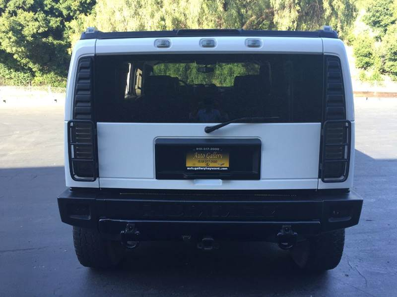 2003 HUMMER H2 4dr Adventure Series 4WD SUV - Hayward CA