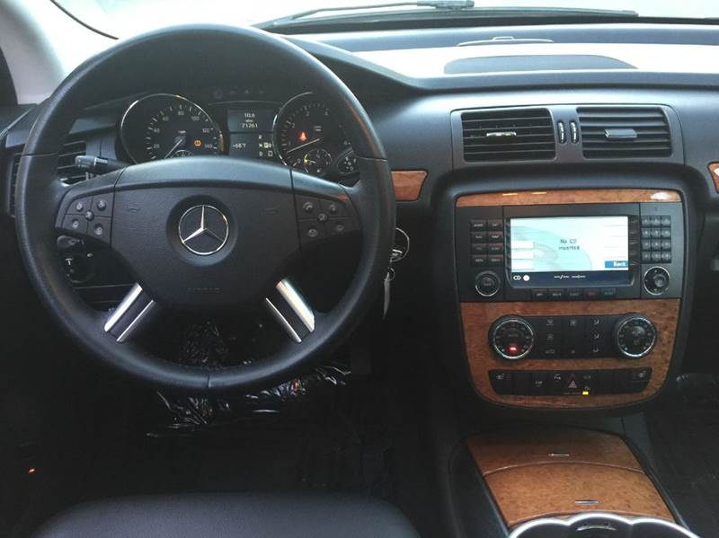 2007 Mercedes-Benz R-Class R 500 AWD 4MATIC 4dWagon - Hayward CA
