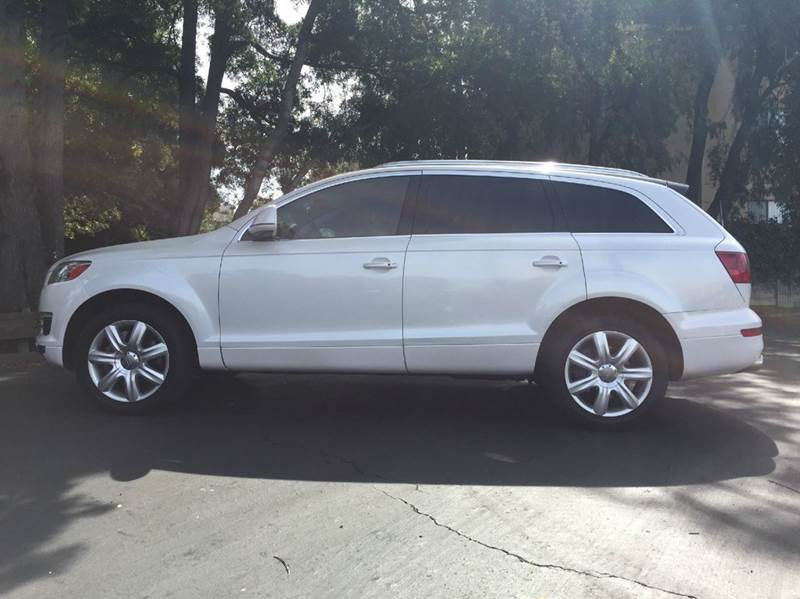 2007 Audi Q7 4.2 quattro AWD 4dr SUV - Hayward CA