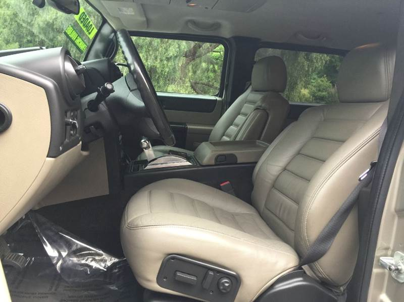 2005 HUMMER H2 4WD 4dr SUV - Hayward CA