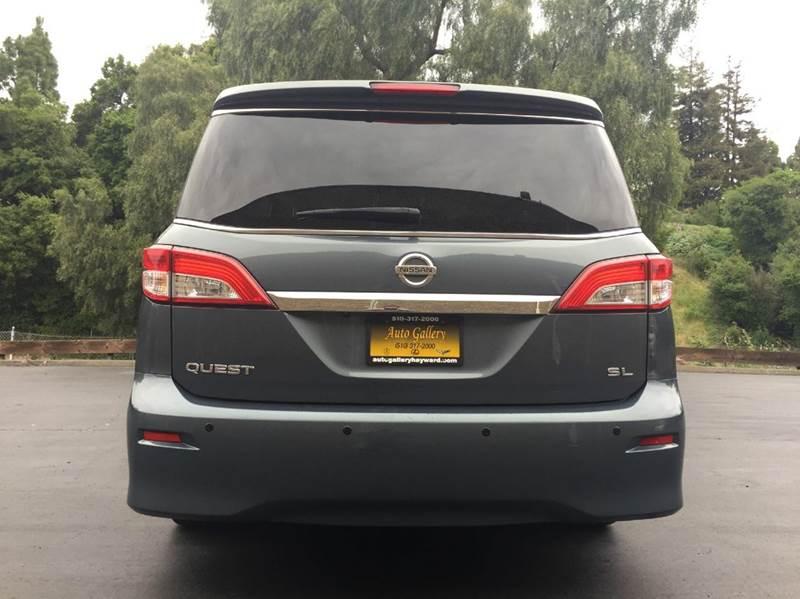 2011 Nissan Quest 3.5 LE 4dr Mini-Van - Hayward CA