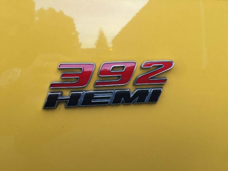 2012 Dodge Challenger SRT8 Yellow Jacket 2dr Coupe - Hayward CA