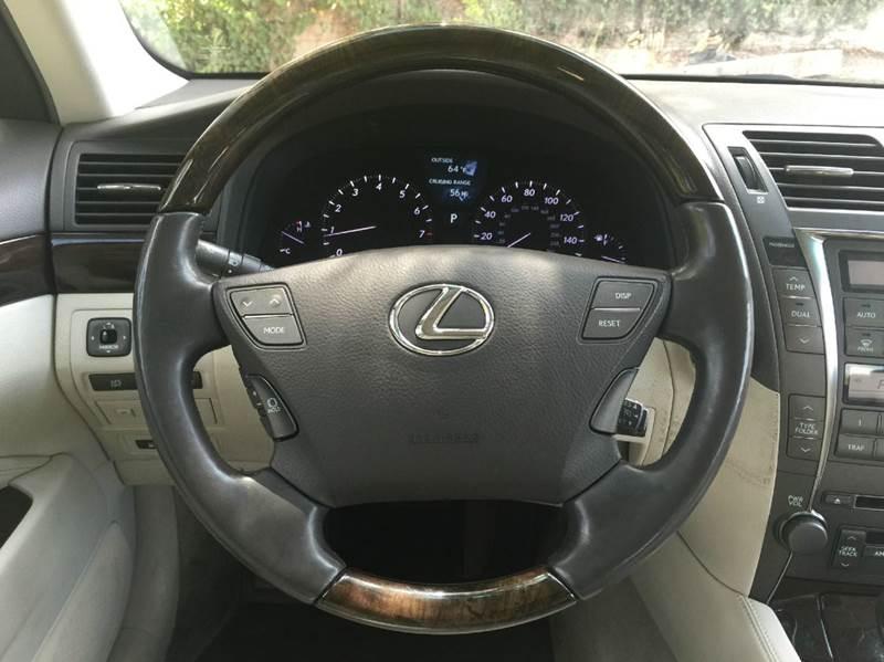 2007 Lexus LS 460 Base 4dr Sedan - Hayward CA