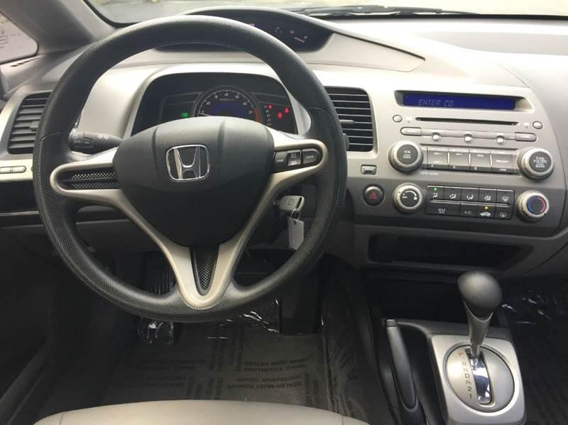 2009 Honda Civic GX 4dr Sedan - Hayward CA