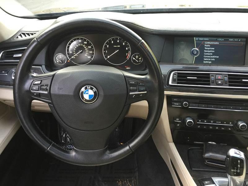 2011 BMW 7 Series 750Li 4dr Sedan - Hayward CA