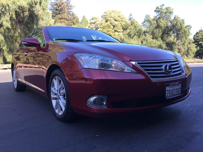 2010 Lexus ES 350 Base 4dr Sedan - Hayward CA