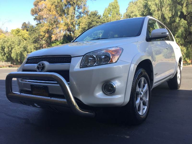 2011 Toyota RAV4 Limited 4dr SUV - Hayward CA