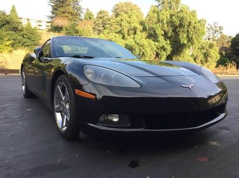 2008 Chevrolet Corvette for sale in Hayward, CA