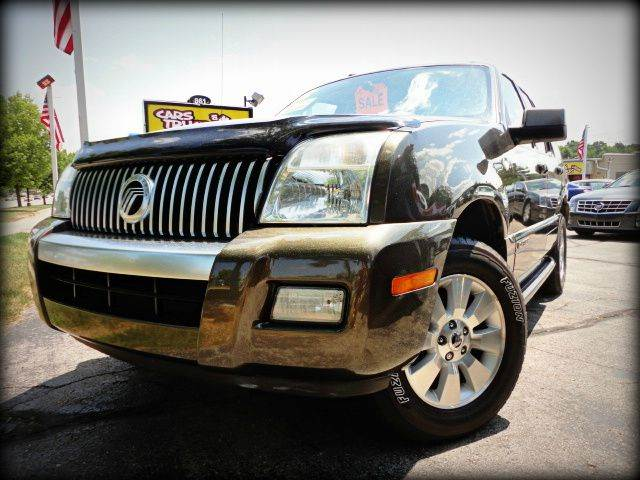 2008 MERCURY MOUNTAINEER BASE AWD 4DR SUV brown  2008 mercury mountaineer  95k miles only 1 pre