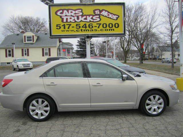 2009 Lincoln MKZ for sale in Howell MI