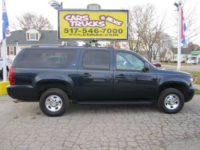 2007 CHEVROLET SUBURBAN LS 2500 4DR SUV 4WD blue 2007 chevy suburban 2500hd - this is a relatively