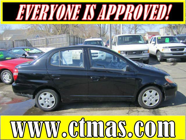 2001 TOYOTA ECHO 4-DOOR black 220883 miles VIN jtdbt123610175660 For more information contact