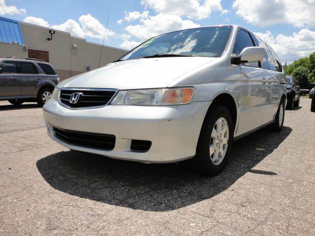 2002 HONDA ODYSSEY EX 4DR MINI VAN silver 2002 honda odyssey - only two owners and no accidents