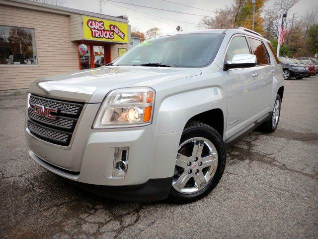 2012 gmc terrain awd slt 2 4dr suv in howell mi cars. Black Bedroom Furniture Sets. Home Design Ideas