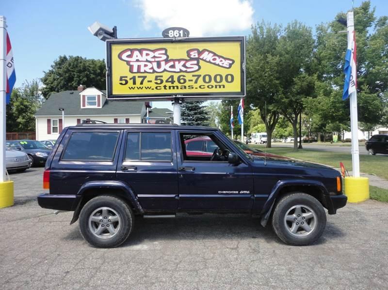 1999 JEEP CHEROKEE SPORT 4DR 4WD SUV purple durable 1999 jeep cherokee sport 4wd in good shape b