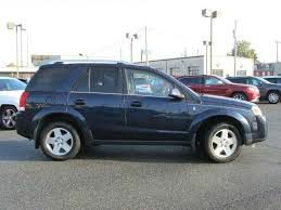 2007 SATURN VUE BASE AWD 4DR SUV blue  2007 saturn vue  popular 5-seater crossover suv from gen
