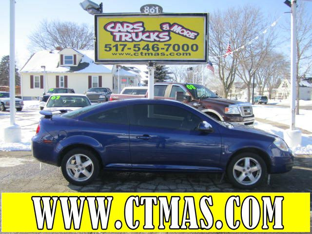 2006 CHEVROLET COBALT LT COUPE blue gas mileage special used 2006 chevrolet cobalt -  great on