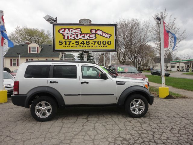 2007 DODGE NITRO SXT 4DR SUV 4WD grey  2007 dodge nitro  sporty 4wd suv 5 seater with cd and mp