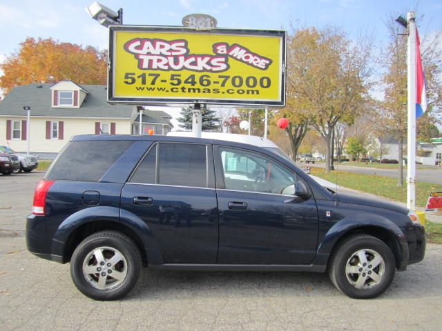 2007 SATURN VUE BASE 4DR SUV blue sporty 2007 saturn vue 107k with new tires v6 automatic cl