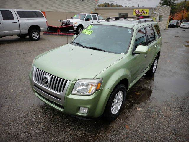 2010 Mercury Mariner Premier V6 AWD In Howell MI - Cars ...
