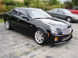 2005 CADILLAC CTS BASE 4DR SEDAN black  2005 cadillac cts  very nice hi-feature v6 runs and dr