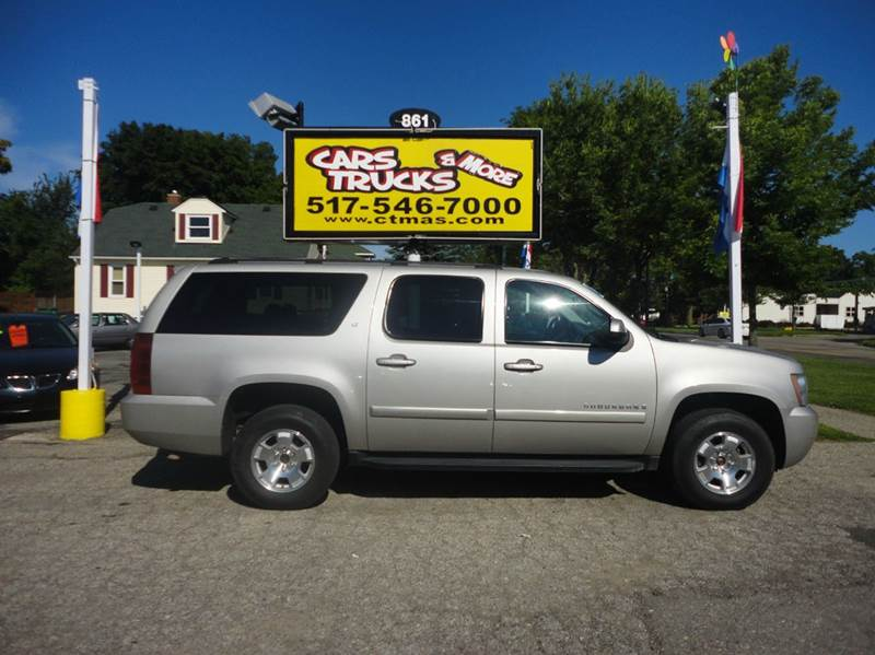 2007 CHEVROLET SUBURBAN LS 1500 4DR SUV 4WD grey 2007 chevy suburban  2-stage unlocking - remote