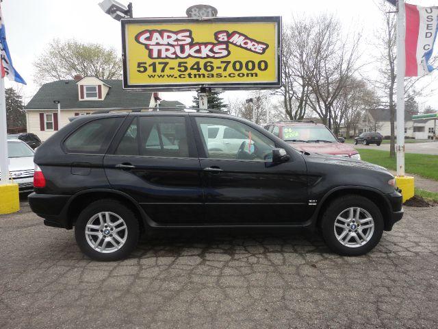 2004 BMW X5 30I AWD 4DR SUV black  2004 bmw x5  loaded luxury suv with power moon premium ste