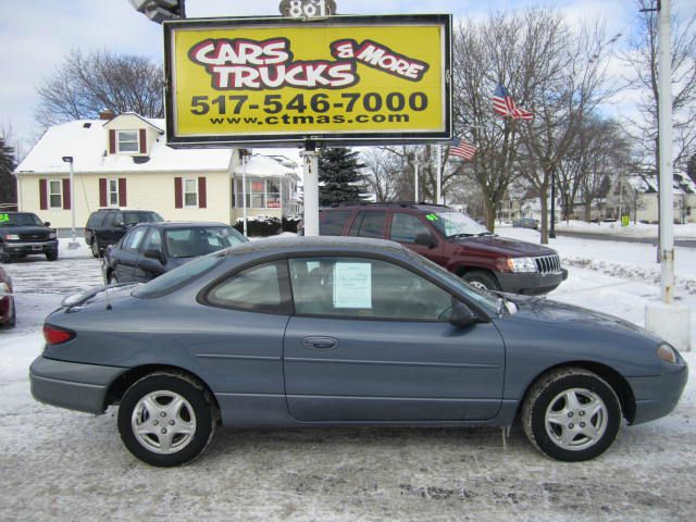 1999 FORD ESCORT ZX2 COOL blue if you are looking for reliable transportation and great fuel econo