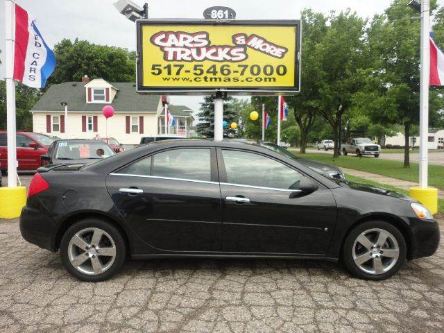 2009 PONTIAC G6 BASE 4DR SEDAN black clean this beautiful used car is new to our lot power loc