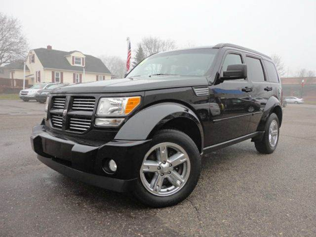2010 DODGE NITRO SXT 4X4 SUV black clean car fax  this 2010 dodge nitro sxt is in excellent condi
