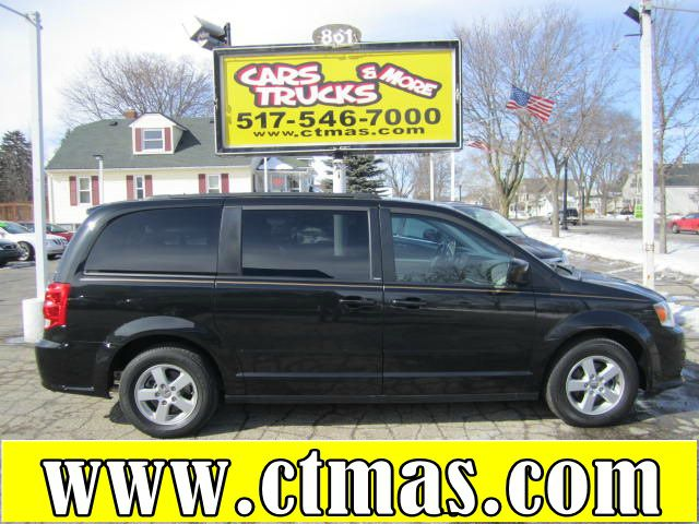 2013 DODGE GRAND CARAVAN SXT black just arrived straight from sunny florida - this nice and clean