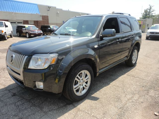 2009 MERCURY MARINER PREMIER V6 4DR SUV grey  2009 mercury mariner premier package with only 91k