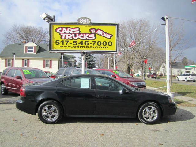 2004 PONTIAC GRAND PRIX GT2 black sky super sporty  fully loaded this is a stunning and absolute