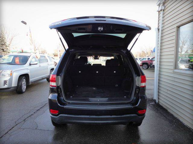 2011 jeep grand cherokee 4x4 laredo 4dr suv in howell mi cars trucks. Cars Review. Best American Auto & Cars Review