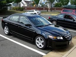 2006 ACURA TL BASE 4DR SEDAN black  2006 acura tl  very nice one owner vehicle with clean autoch