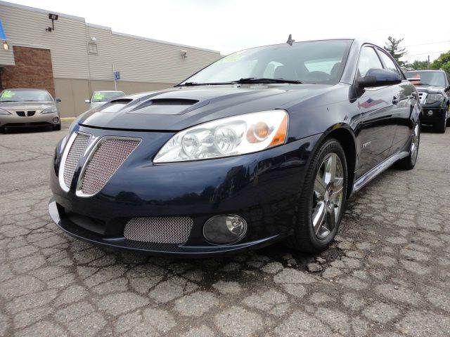 2009 pontiac g6 gxp 4dr sedan w 1sa in howell mi cars. Black Bedroom Furniture Sets. Home Design Ideas