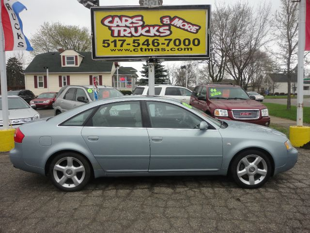 2003 AUDI A6 27T QUATTRO AWD 4DR SEDAN light blue  nice and clean  lady-driven one owner 2003