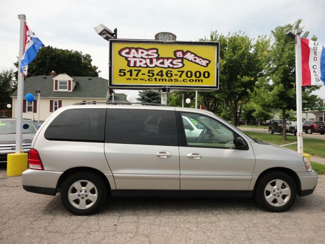 2005 FORD FREESTAR SES 4DR MINIVAN silver  new to our inventory - 2005 ford freestar - 2-owner v