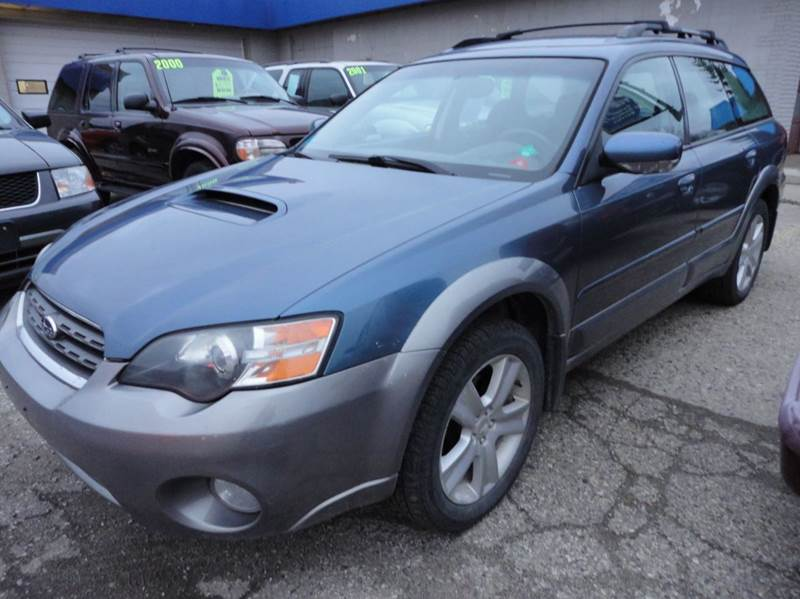 2005 subaru outback 2 5 xt awd 4dr turbo wagon in howell. Black Bedroom Furniture Sets. Home Design Ideas
