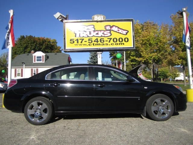 2007 SATURN AURA XE 4DR SEDAN black super nice  one owner 2007 saturn aura xe attractive black 4