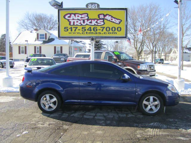 2006 CHEVROLET COBALT LT COUPE blue new to our inventory - just in - more info and pix to foll