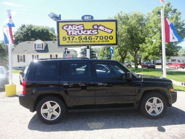 2007 JEEP PATRIOT SPORT 4WD 4DR SUV new to our lot this jeep is ready for you to take home clot