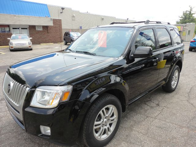 2010 MERCURY MARINER PREMIER V6 AWD 4DR SUV black 2010 mercury mariner premier awd abs- 4-wheel
