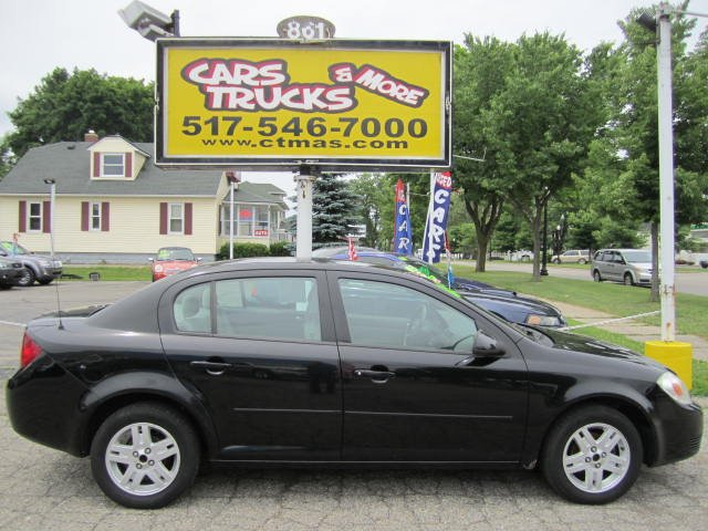 2005 CHEVROLET COBALT LS 4DR SEDAN black this 2005 chevrolet cobalt is ready for delivery recall